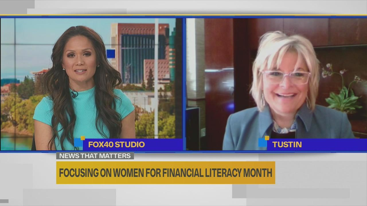 Focusing on women for Financial Literacy Month