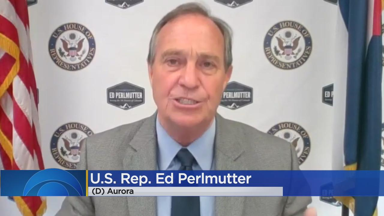 Colorado Congressman Ed Perlmutter Wants To Regulate The Type Of Assault Weapon Used In The Deadly King Soopers Shooting