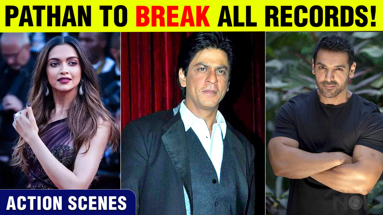 Pathan | Shah Rukh, Deepika, John's Never Attempted Action Scenes | Fresh Update