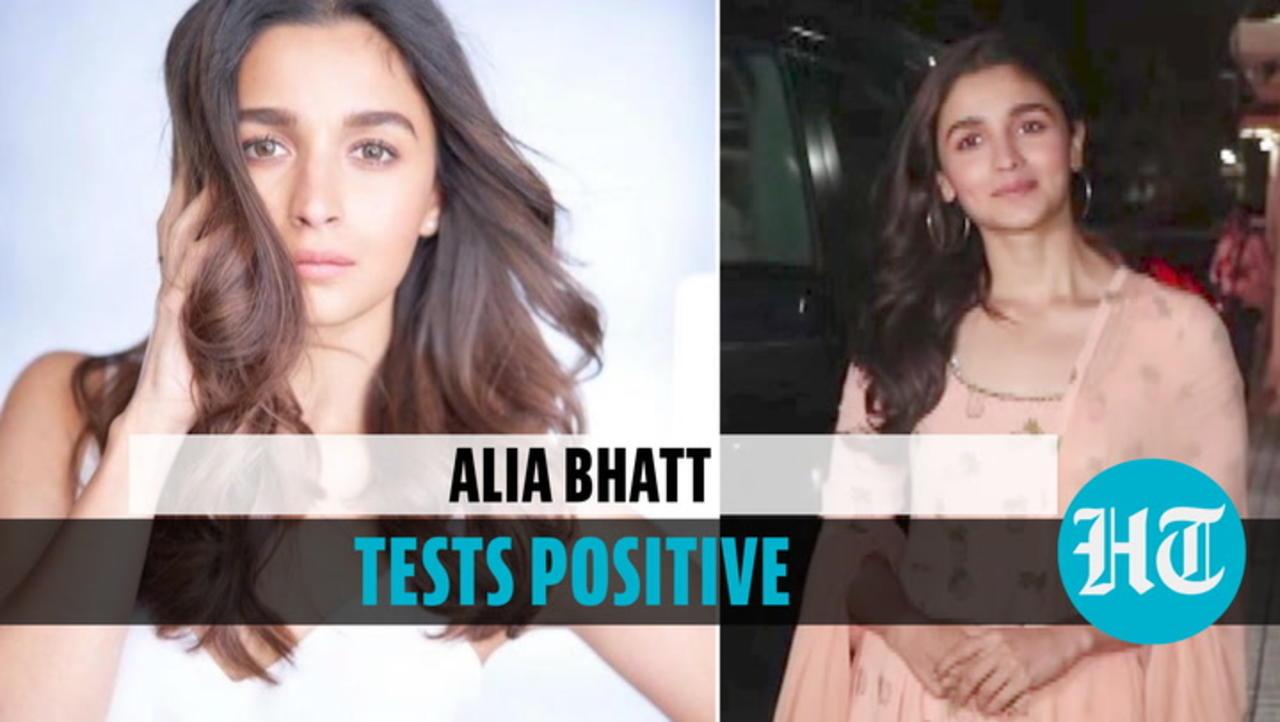 Alia Bhatt tests positive for Covid-19, under home quarantine