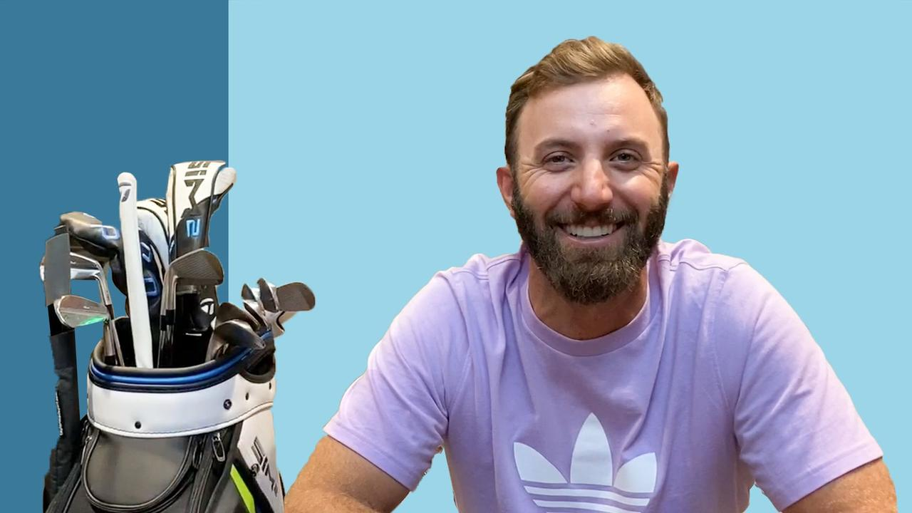 10 Things Dustin Johnson Can't Live Without