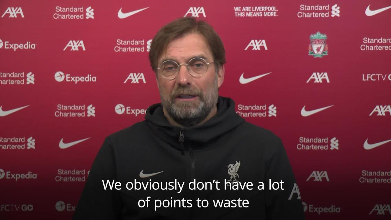 Arsenal v Liverpool: Jurgen Klopp tells Liverpool 'just go for it' in chase for top-four finish