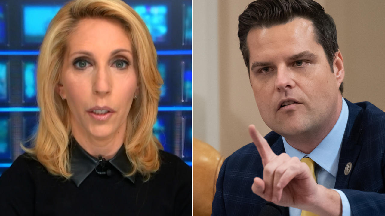 Bash: I can't repeat on TV what Gaetz's colleagues are telling me