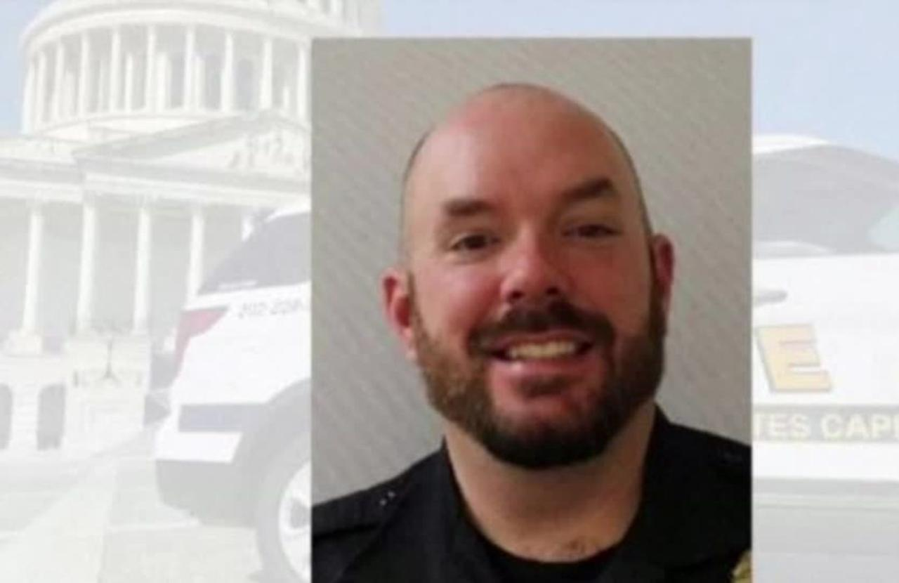 Police officer killed in vehicle attack on U.S. Capitol