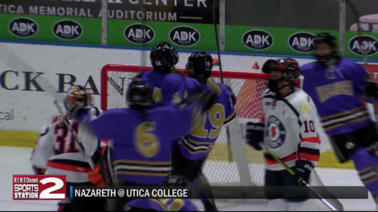 Four-goal third period sinks Pioneers women's ice hockey team in UCHC Quarterinals