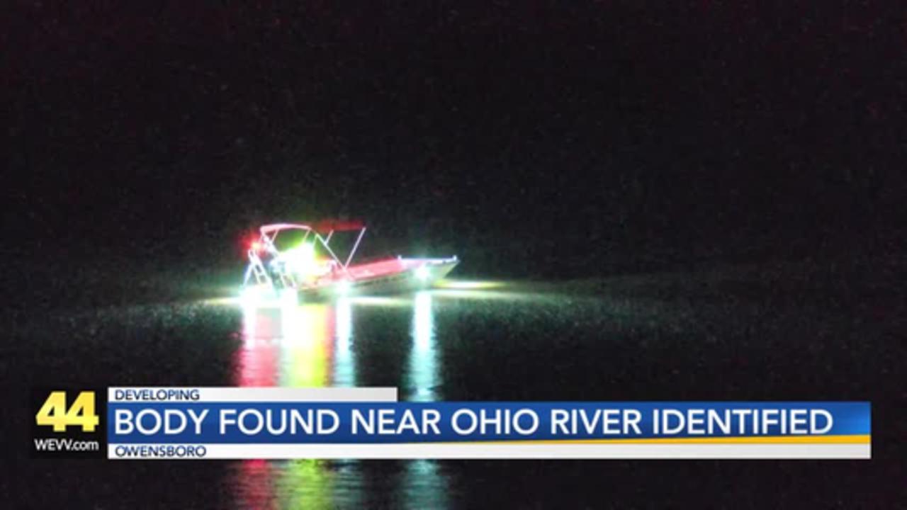 Coroner Identifies Body Found in Ohio River in Owensboro