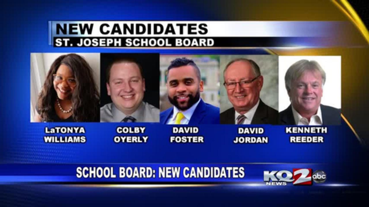 SJSD school board election preview: New Candidates