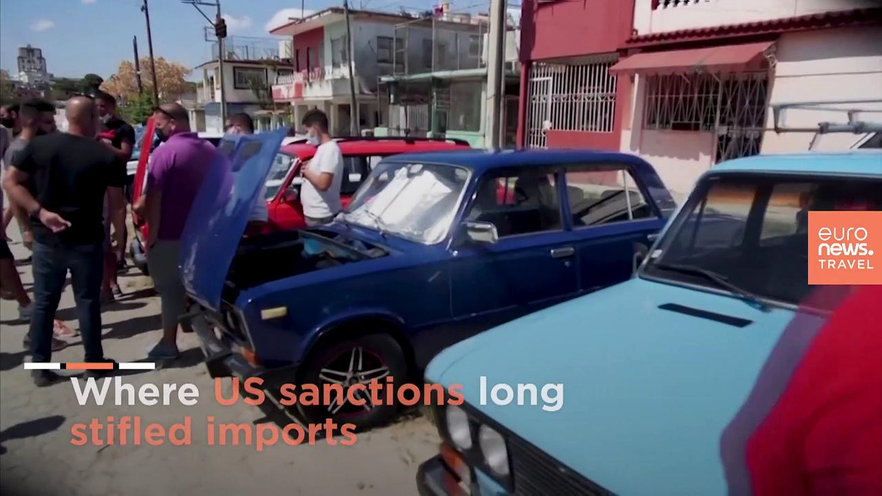 Car culture in Cuba: The locals with a love for Ladas
