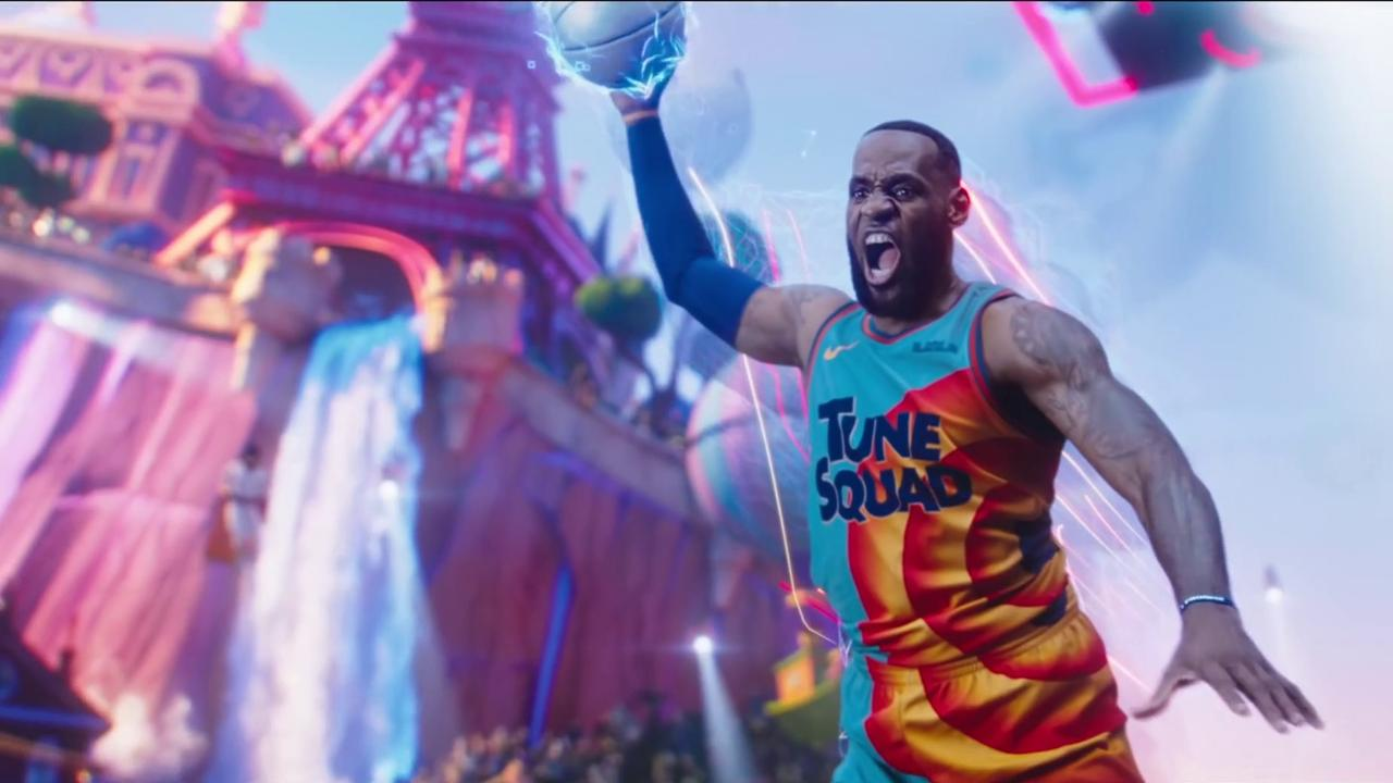 Space Jam A New Legacy Movie (2021)