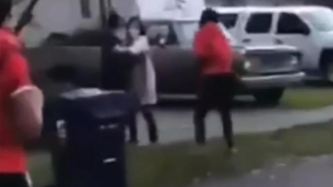 Video shows attack against Asian couple in Tacoma, Washington