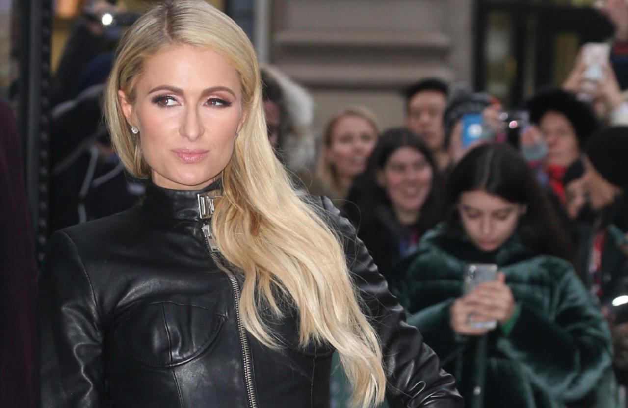 Paris Hilton never had love like Carter Reum's