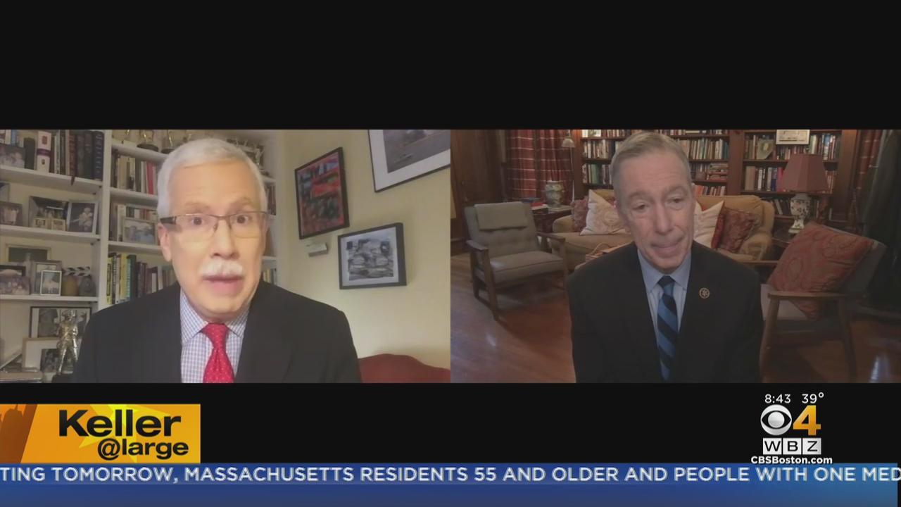 Keller @ Large: Congressman Stephen Lynch Part 2