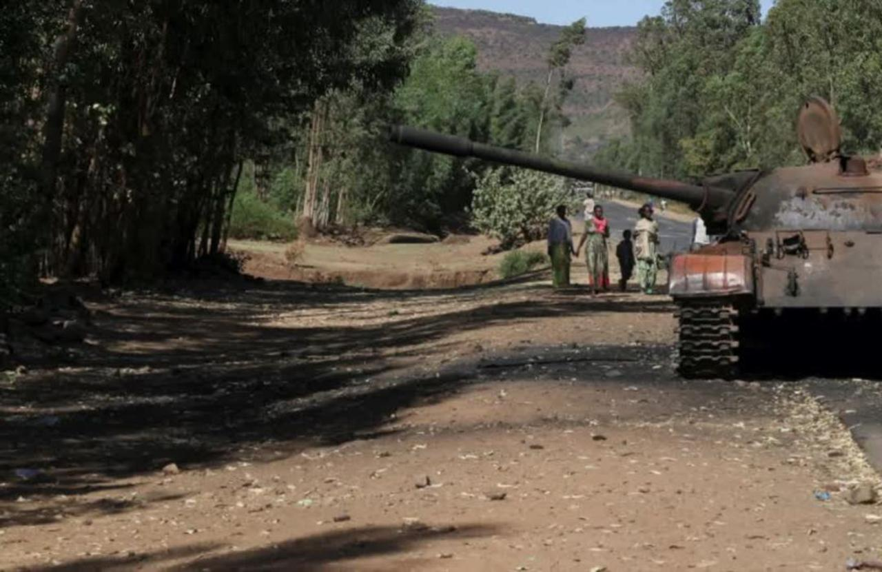 Ethiopia says Eritrean troops have started withdrawing
