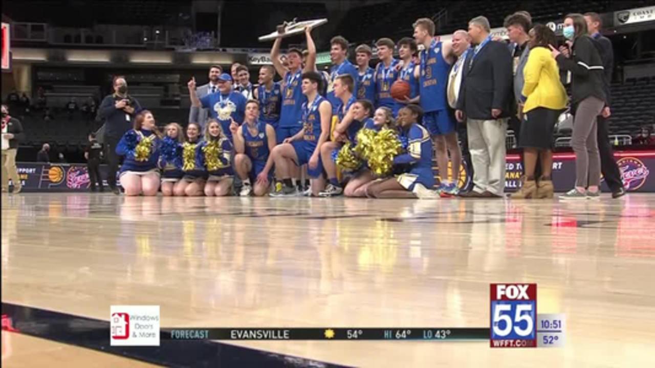 High School Boys Basketball: Blackhawk Christian claims second straight state title