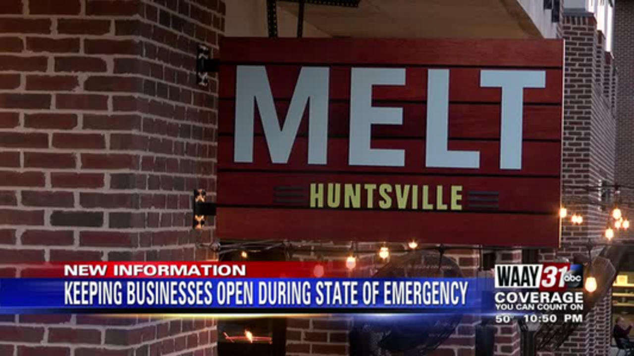 'ESSENTIAL' BILL COULD HELP KEEP LOCAL SHOP AND RESTAURANTS OPEN DURING EMERGENCY ORDERS