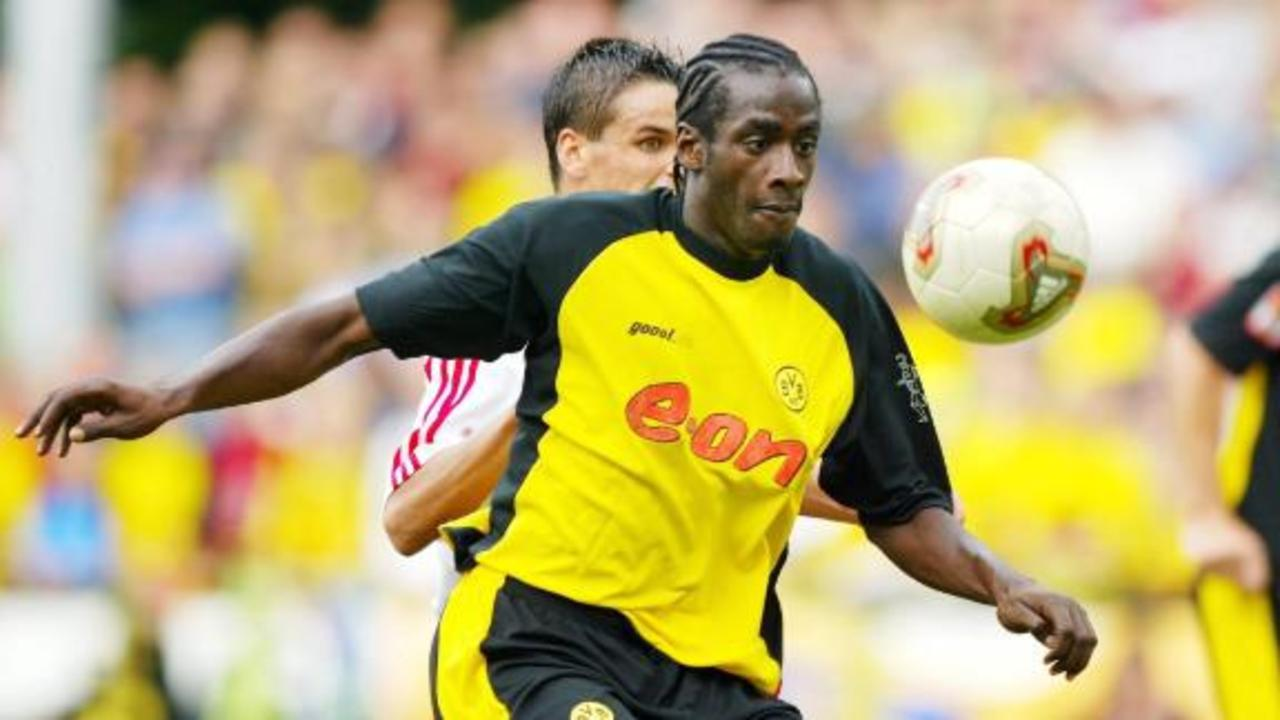 Otto Addo: Dortmund assistant manager paves the way for Black coaches in Germany