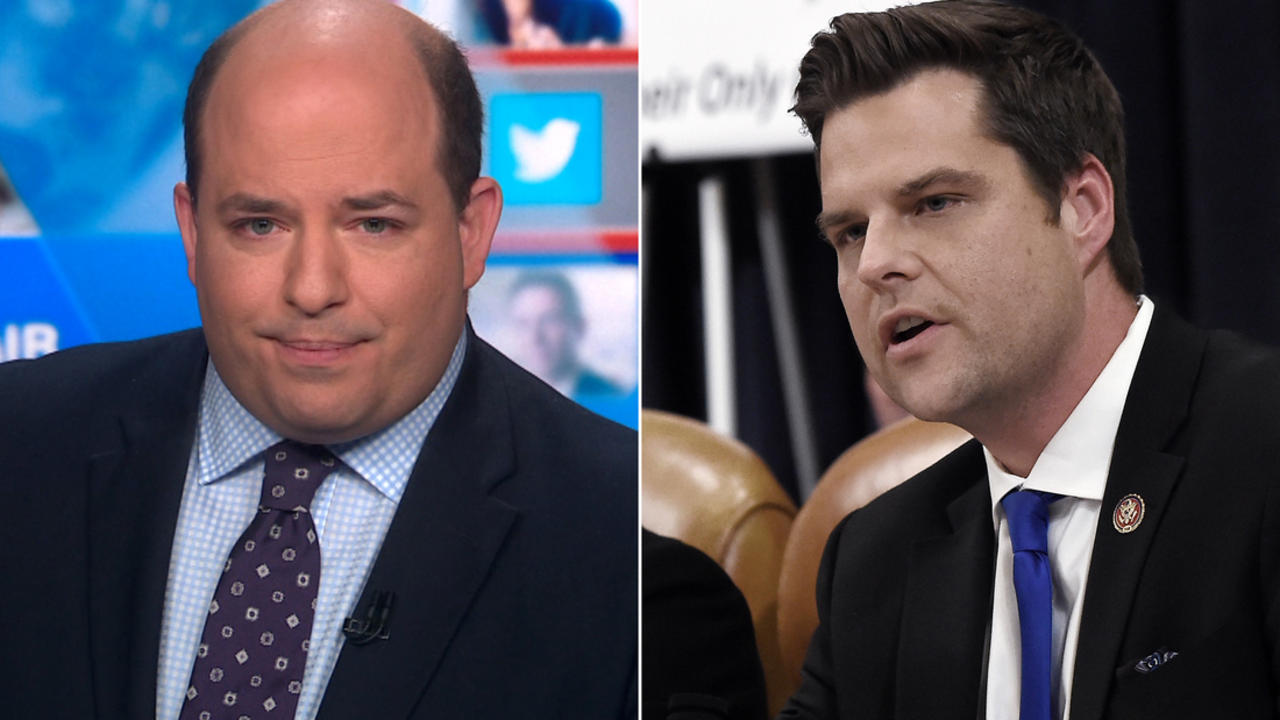 Stelter: After elevating Gaetz, Fox News barely covering scandal