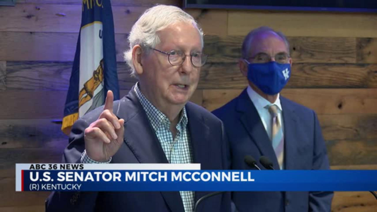 5pm Mitch McConnell Vaccination Push 04.05.2021