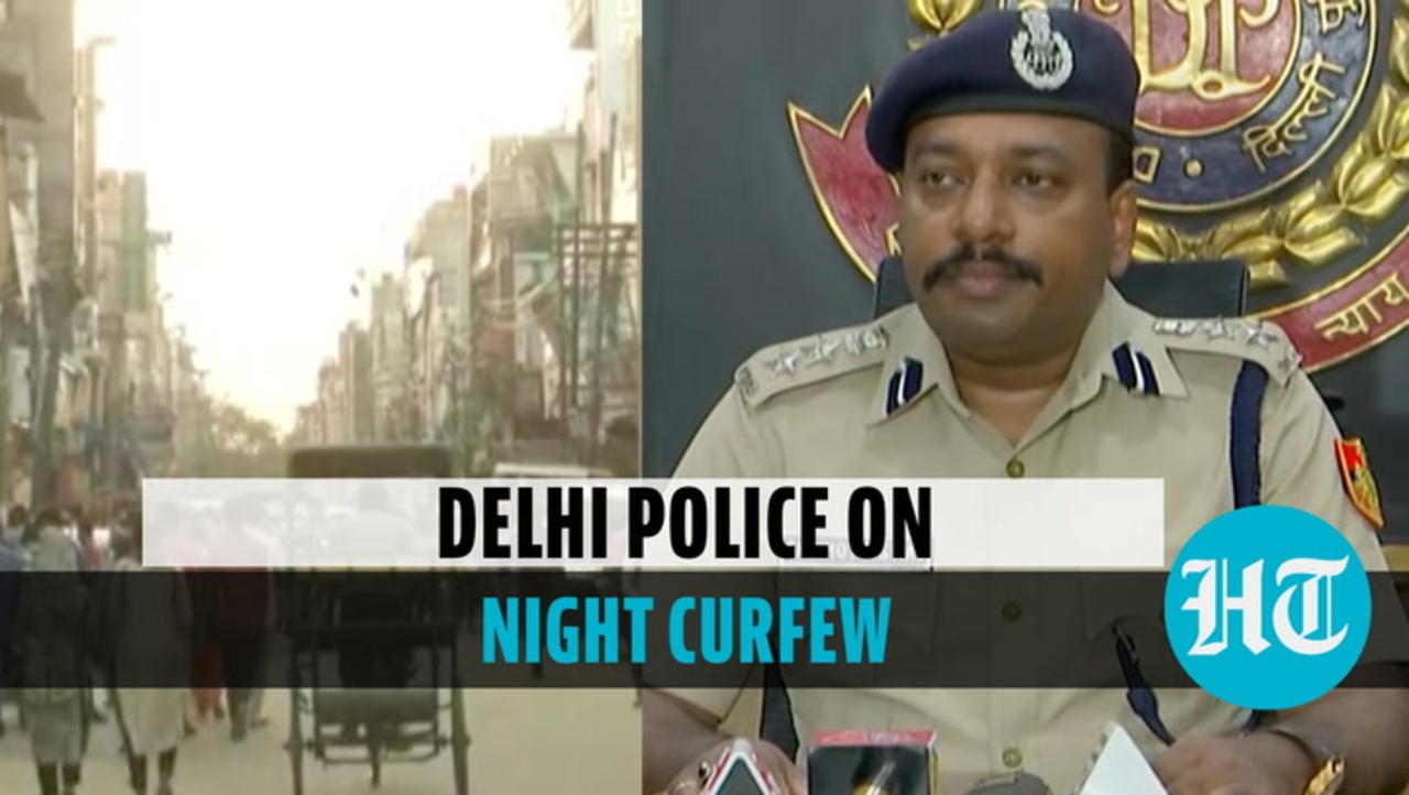'Delhi Police will strictly enforce night curfew, issue fresh passes': PRO