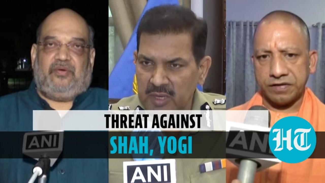 Watch: Threat email against Amit Shah, Yogi Adityanath received by CRPF