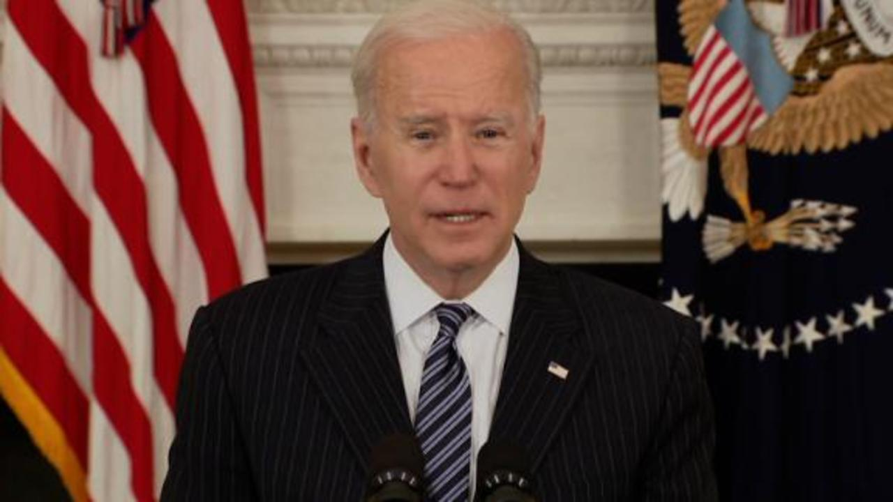 Biden moves up vaccine eligibilty date for all adults
