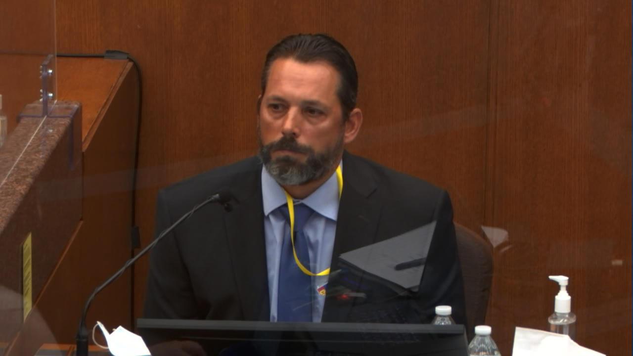 Officer Who Trained Derek Chauvin Testifies