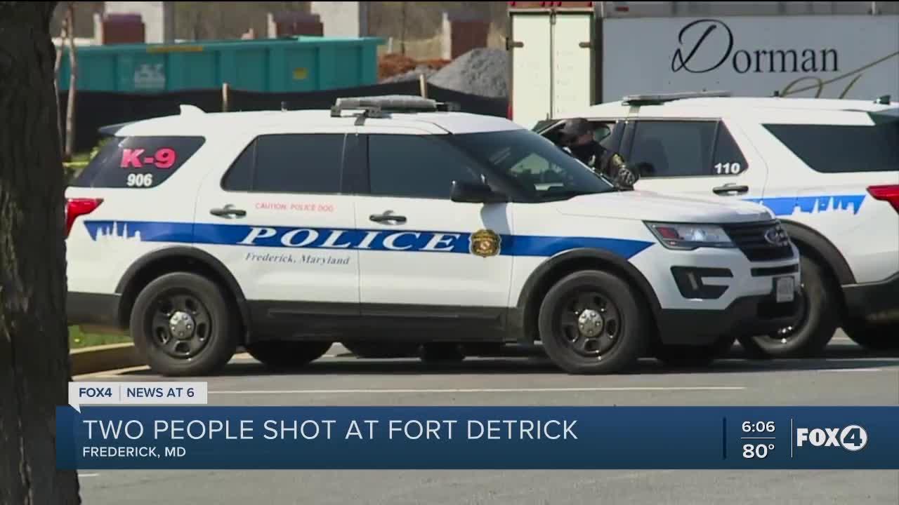 Police: Active-duty Navy official responsible for shooting in Frederick, Maryland