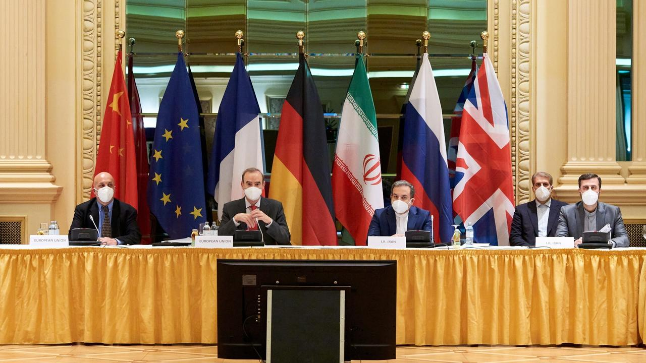 Iran says initial nuclear talks with world powers 'constructive'