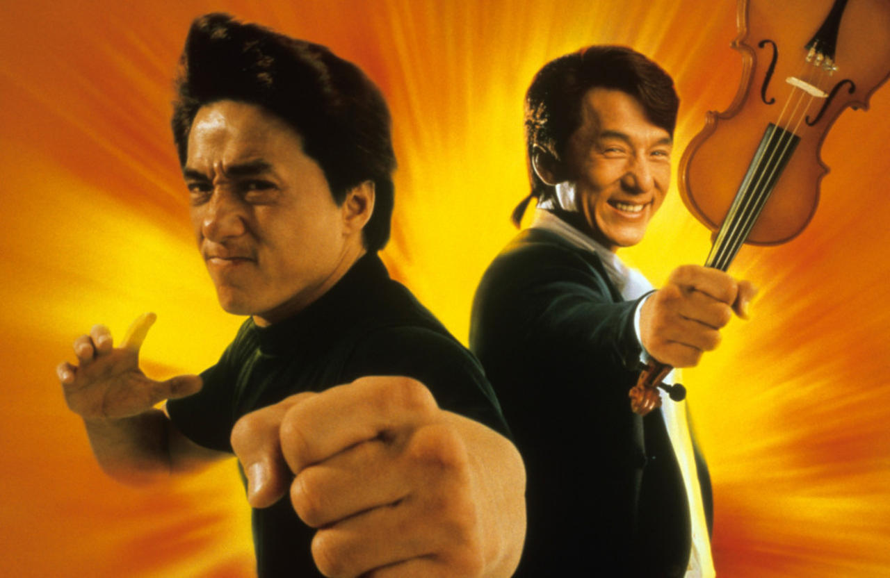 How does martial arts legend Jackie Chan spend his millions?