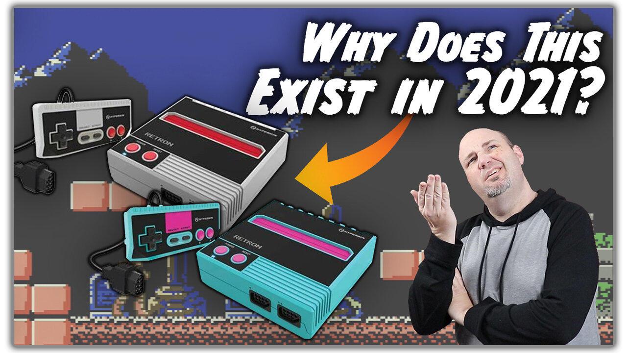 An unnecessary update? Hyperkin Retron 1 AV Clone NES review