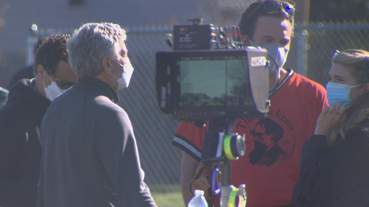 Web Extra: George Clooney, Ben Affleck Spotted In Watertown Shooting Scene For New Movie