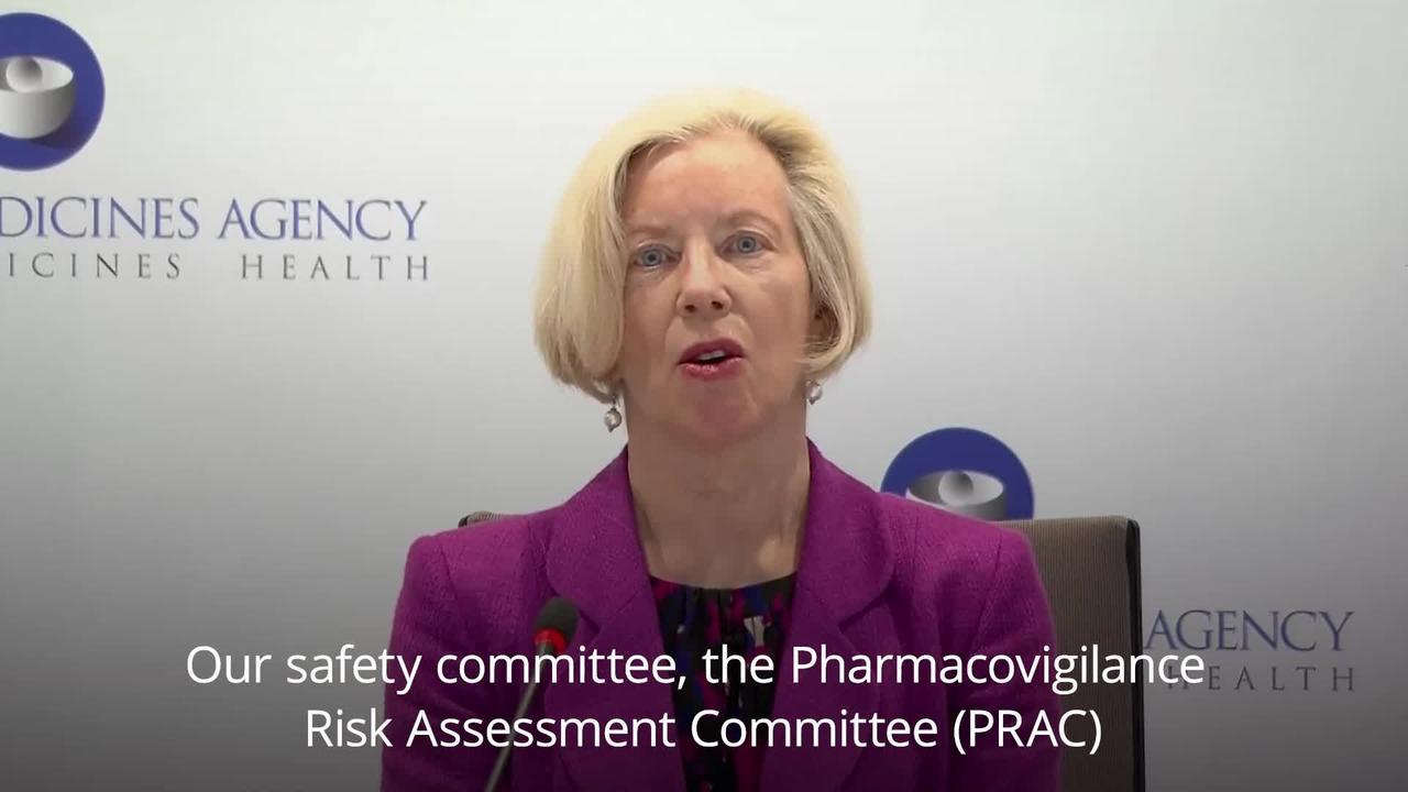 EMA: Benefits of AstraZeneca jab outweigh risks