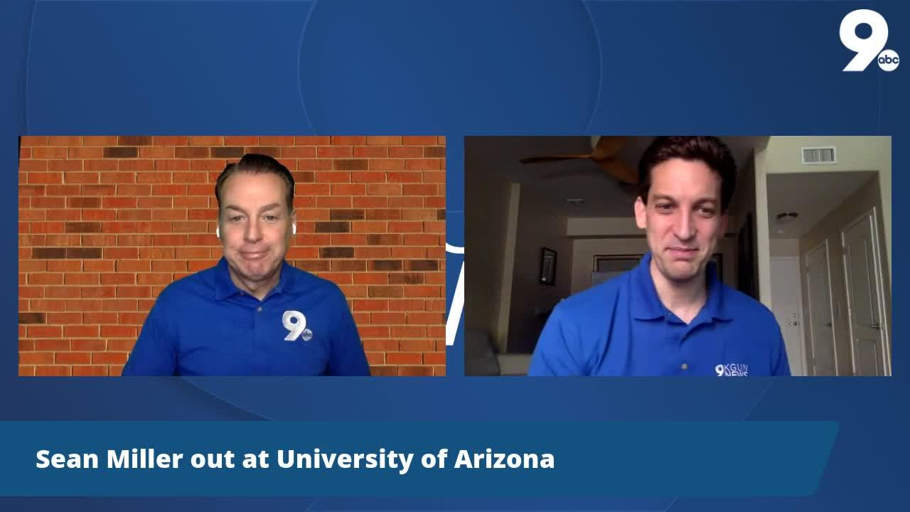Live Discussion: Sean Miller out at UArizona