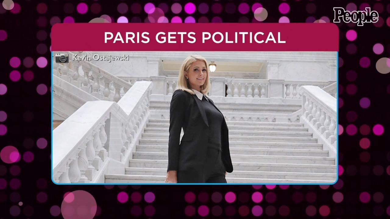 Paris Hilton 'Grateful' to Utah State Legislature for Passing School Reform Bill