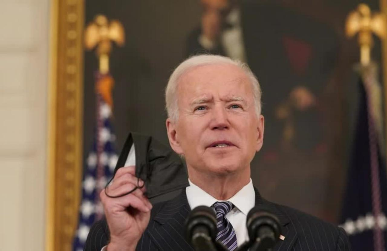 Biden: 'Inaction' not an option on infrastructure