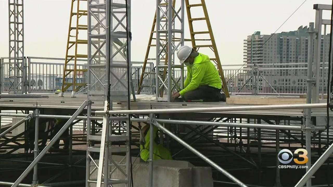 Preparations Moving Forward For Socially Distanced Concerts In Wiggins