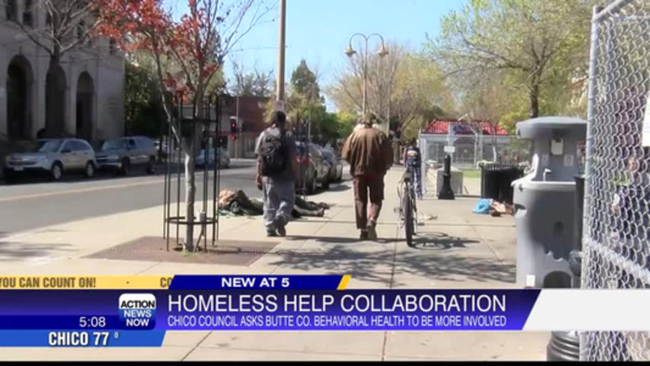 Chico City Council continues to tackle homeless crisis