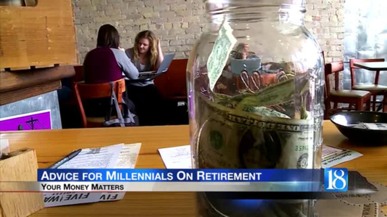 Your Money Matter: Advice for Millennials On Retirement