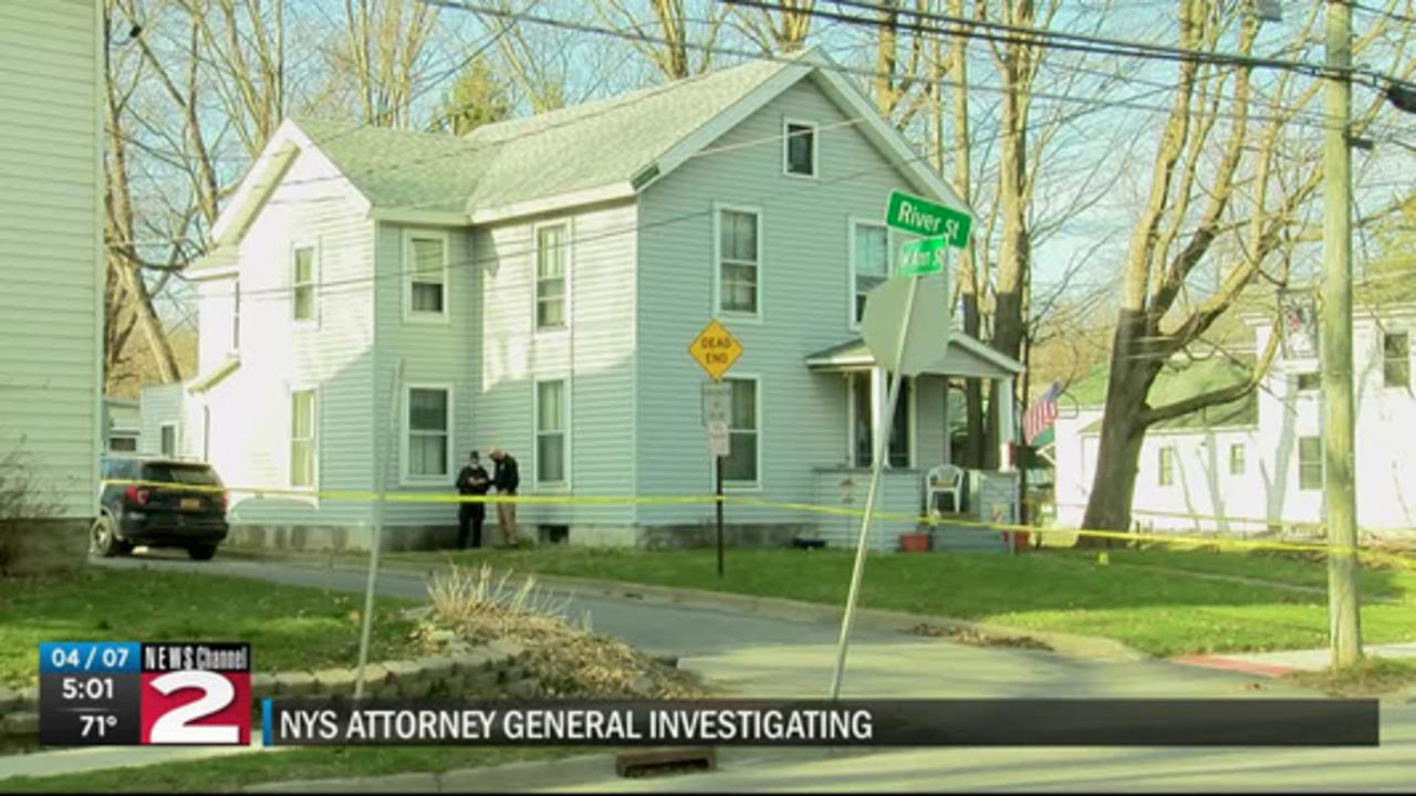 Police identify man, officer in fatal Oneonta shooting