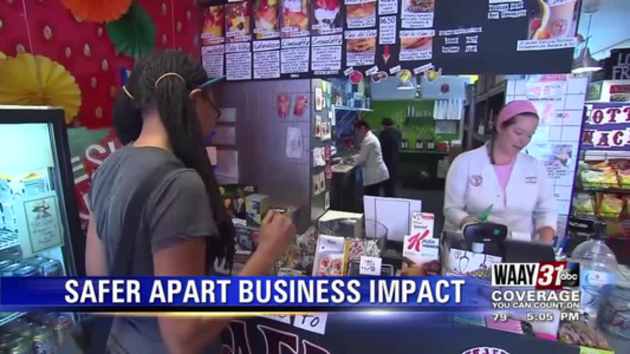 Safer Apart Business Impact