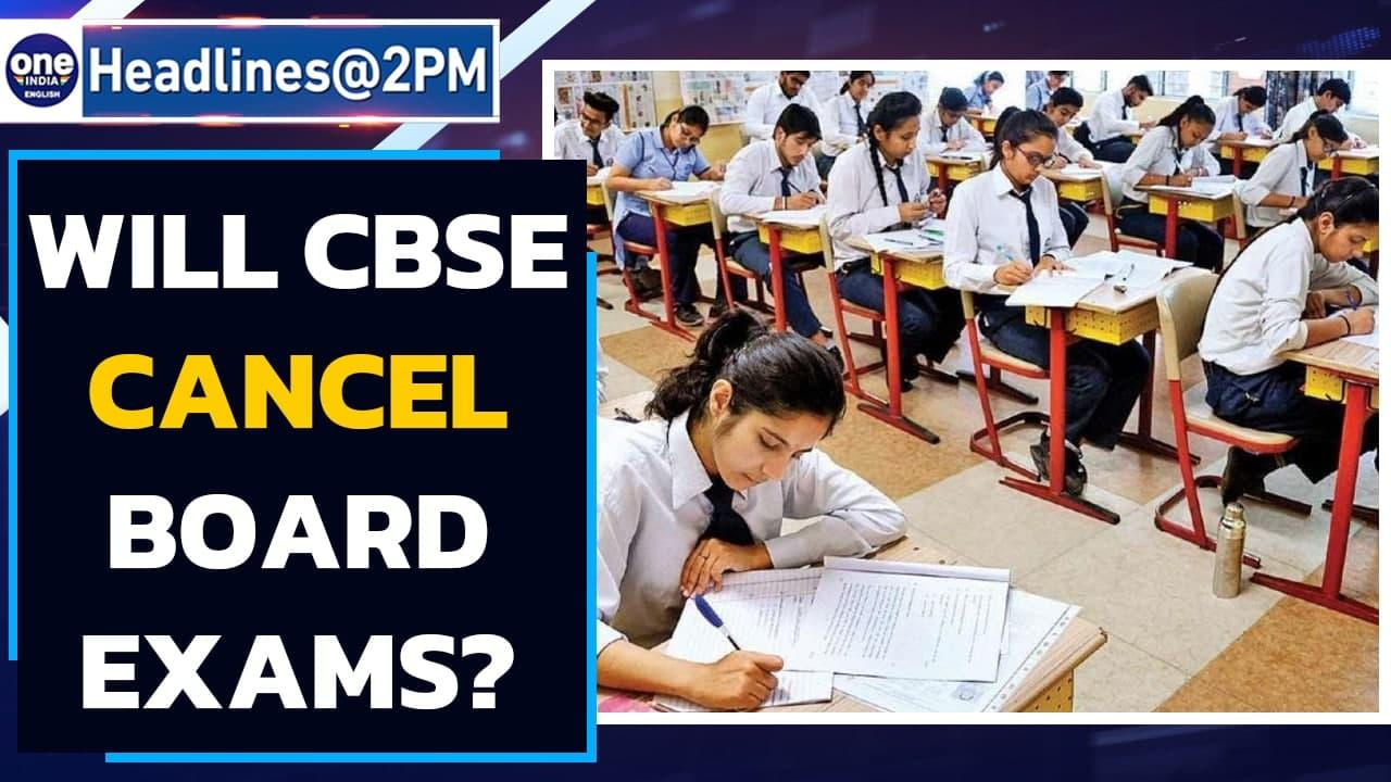 CBSE assures as over 1 Lakh students want board exams cancelled| Oneindia News