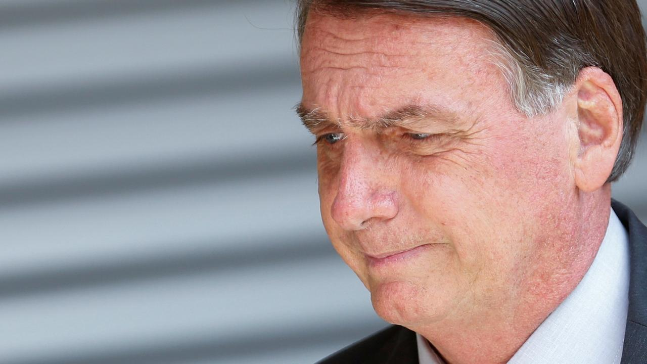 Bolsonaro again refuses lockdown as Brazil COVID crisis drags on