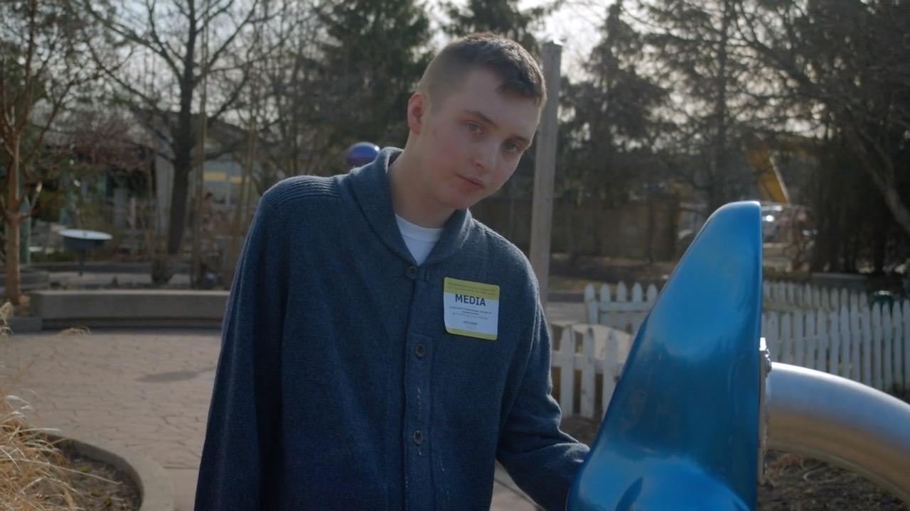 16-year-old Jacob hopes to be adopted by a loving family