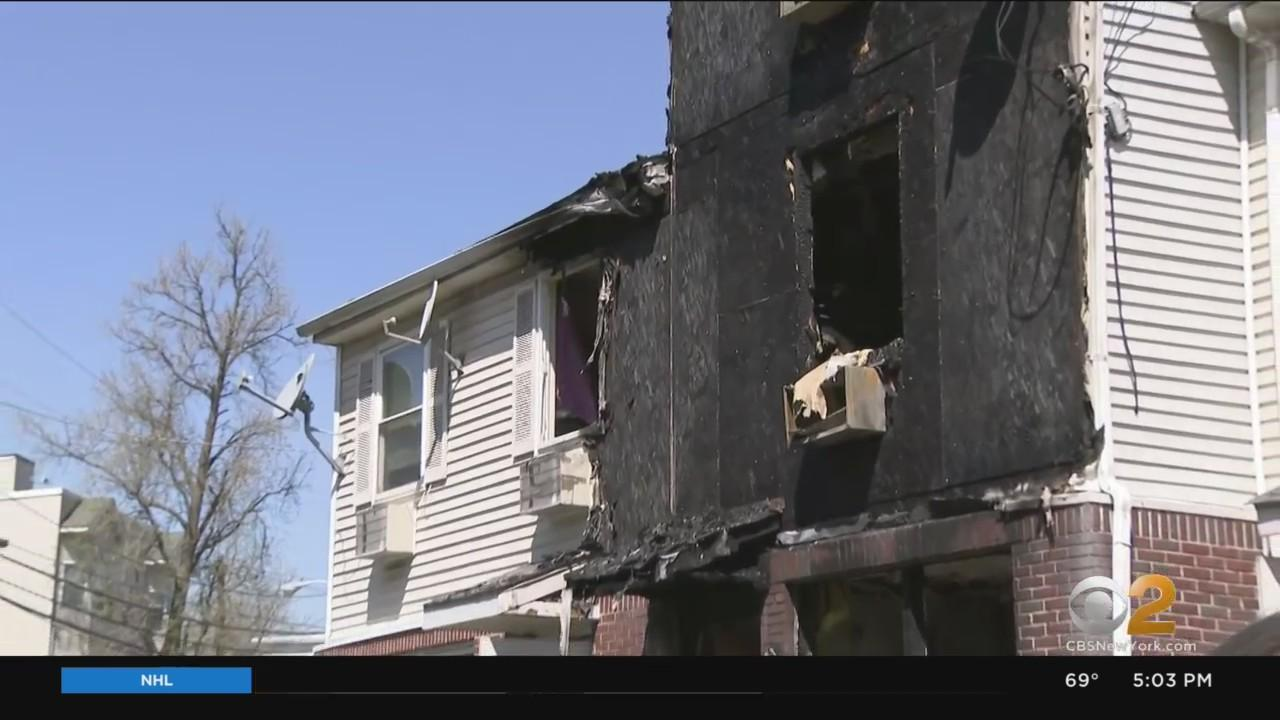 Newark Family Devastated After Child Killed In House Fire