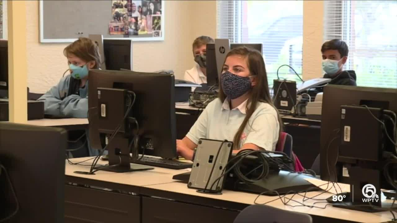 Petition aims to get rid of mask mandate in Palm Beach County schools