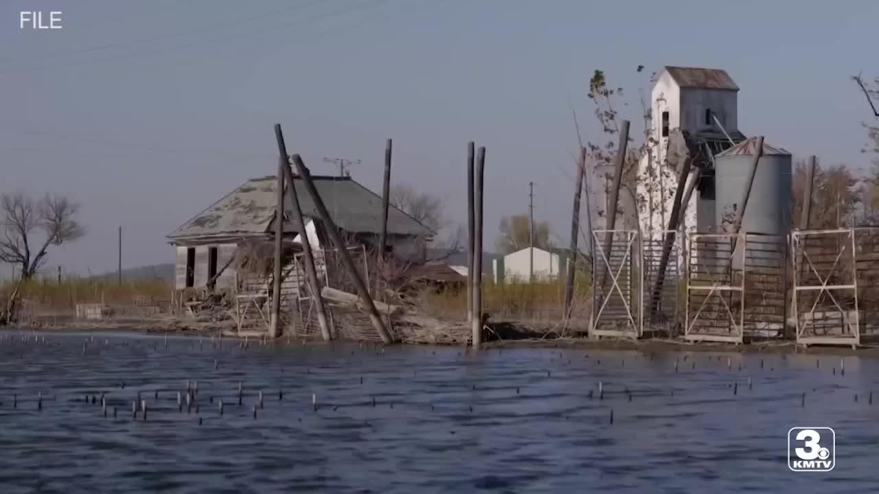 Missouri Governor hears progress on levee project in Atchison County