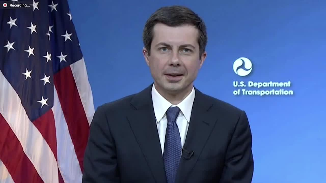 Buttigieg tells News 5 Biden Administration Infrastructure package is a 'once in a lifetime moment'