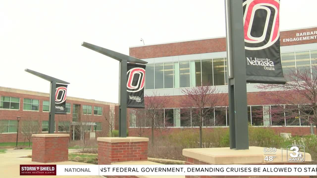 Diversity key for UNO chancellor priority candidate Joanne Li