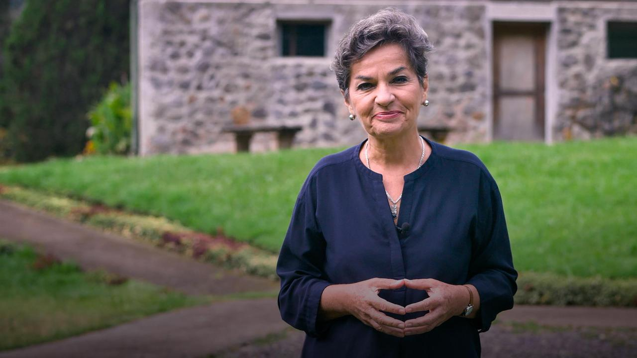 The case for stubborn optimism on climate   Christiana Figueres