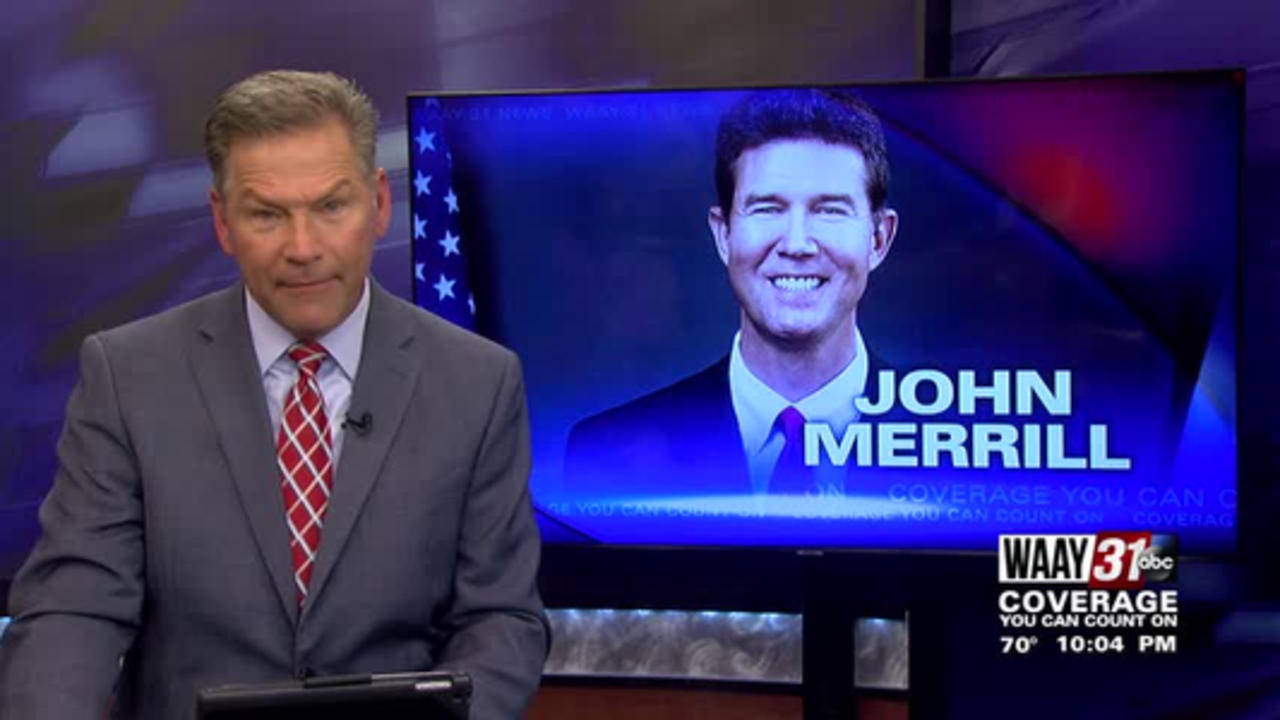 Secretary Of State Merrill Responds To Allegations